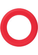 Adonis Silicone Rings Ceasar Red