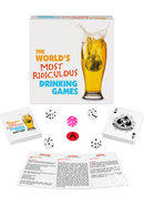 The Worlds Most Ridiculous Drinking Games