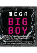 Beyond Seven Mega Big Boy Condom 40 Per Bowl