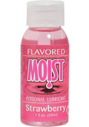 Moist Flavored Personal Water Based...