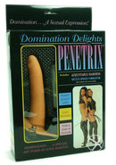 Domination Delights Penetrix Adjustable Harness And...