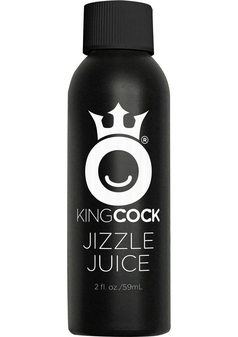 King Cock Jizzle Juice 2 Ounce