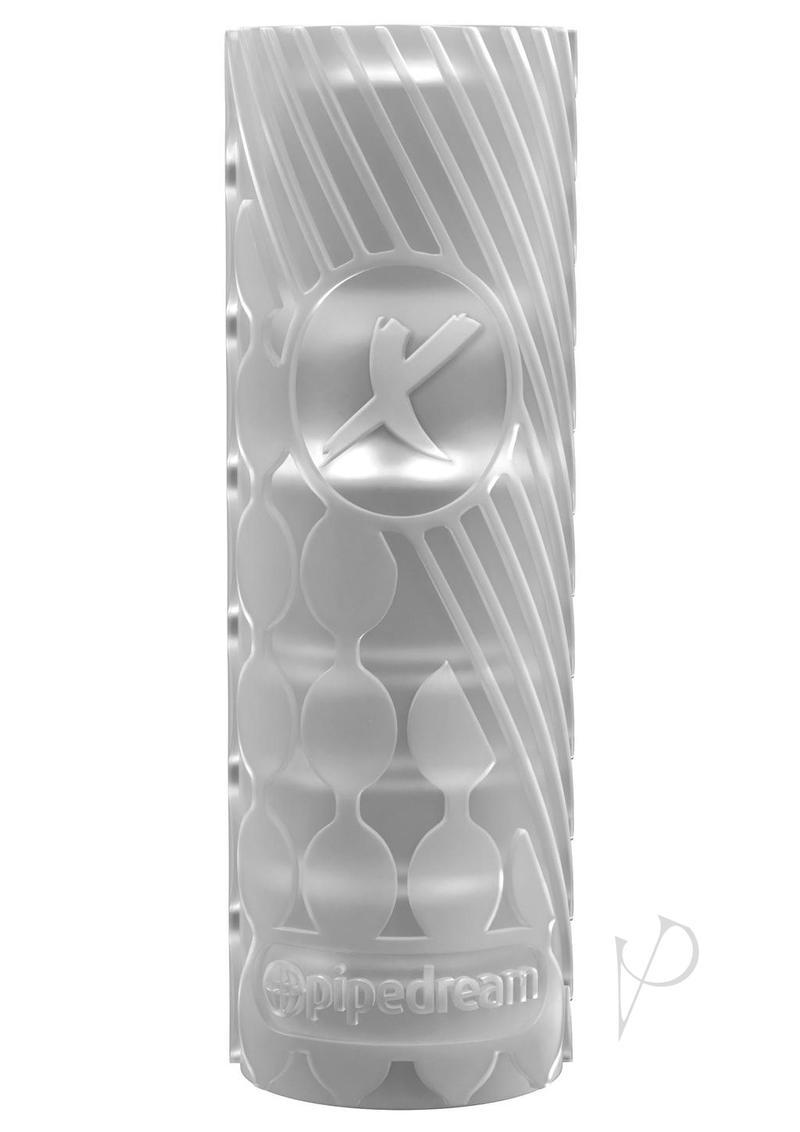 Pdx Elite Ez Grip Stroker Clear