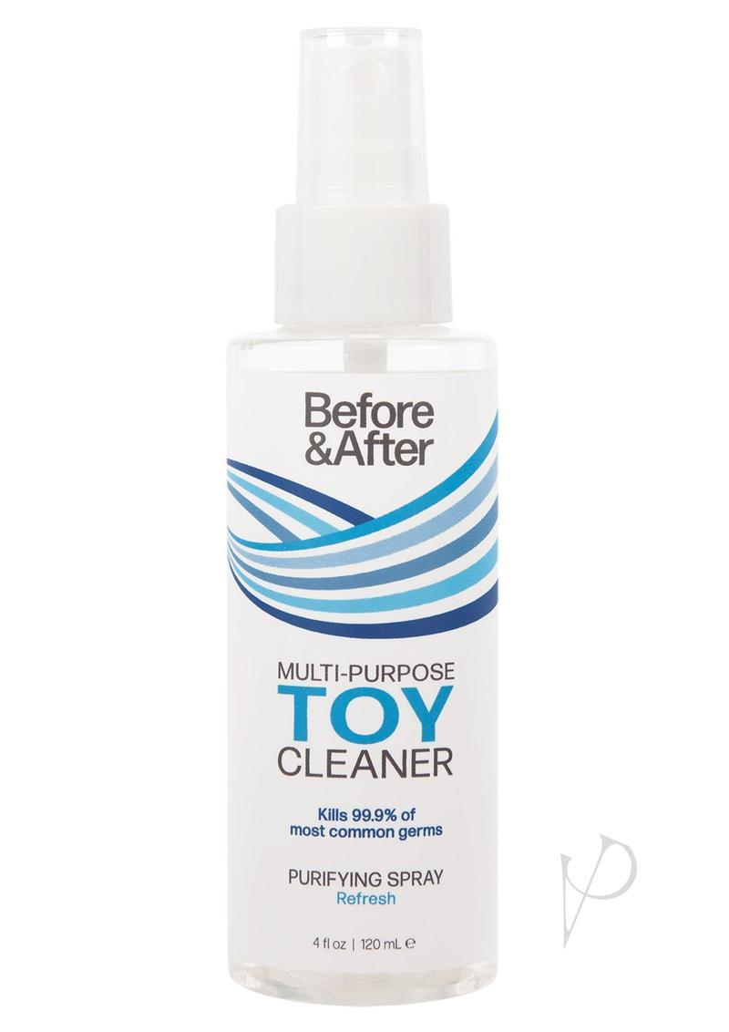 Before And After Toy Cleaner 4 Ounce