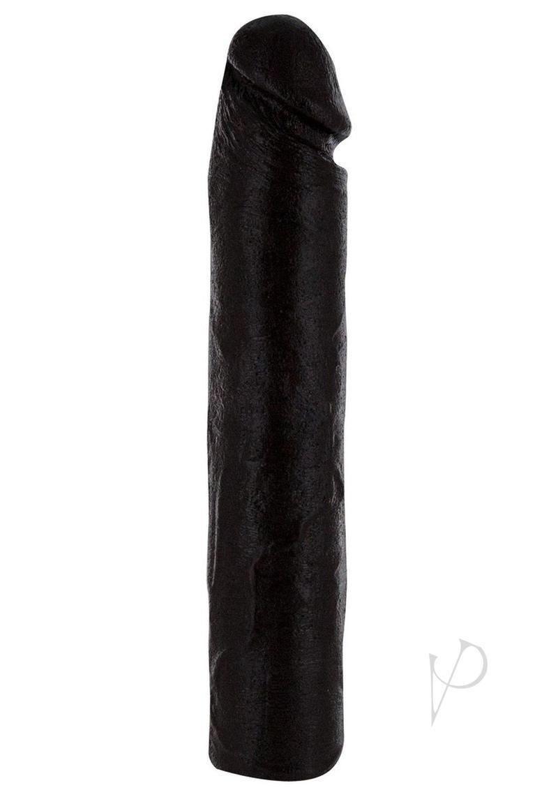Doctor Loves Magnificent Eleven Penis Extension Dong 11 Inch Brown